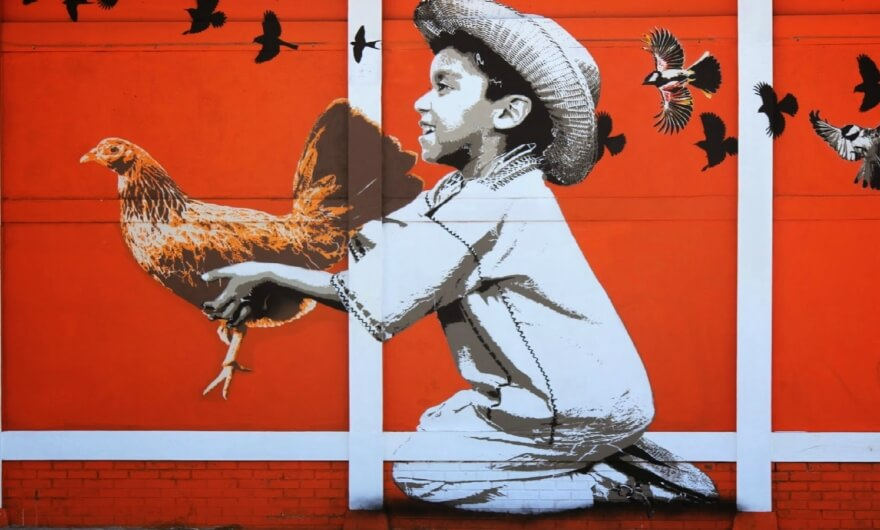 Muralismo: ¡Artistas al grito del arte!