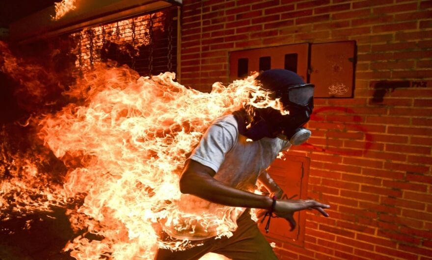 Los 6 finalistas del World Press Photo of the Year 2018