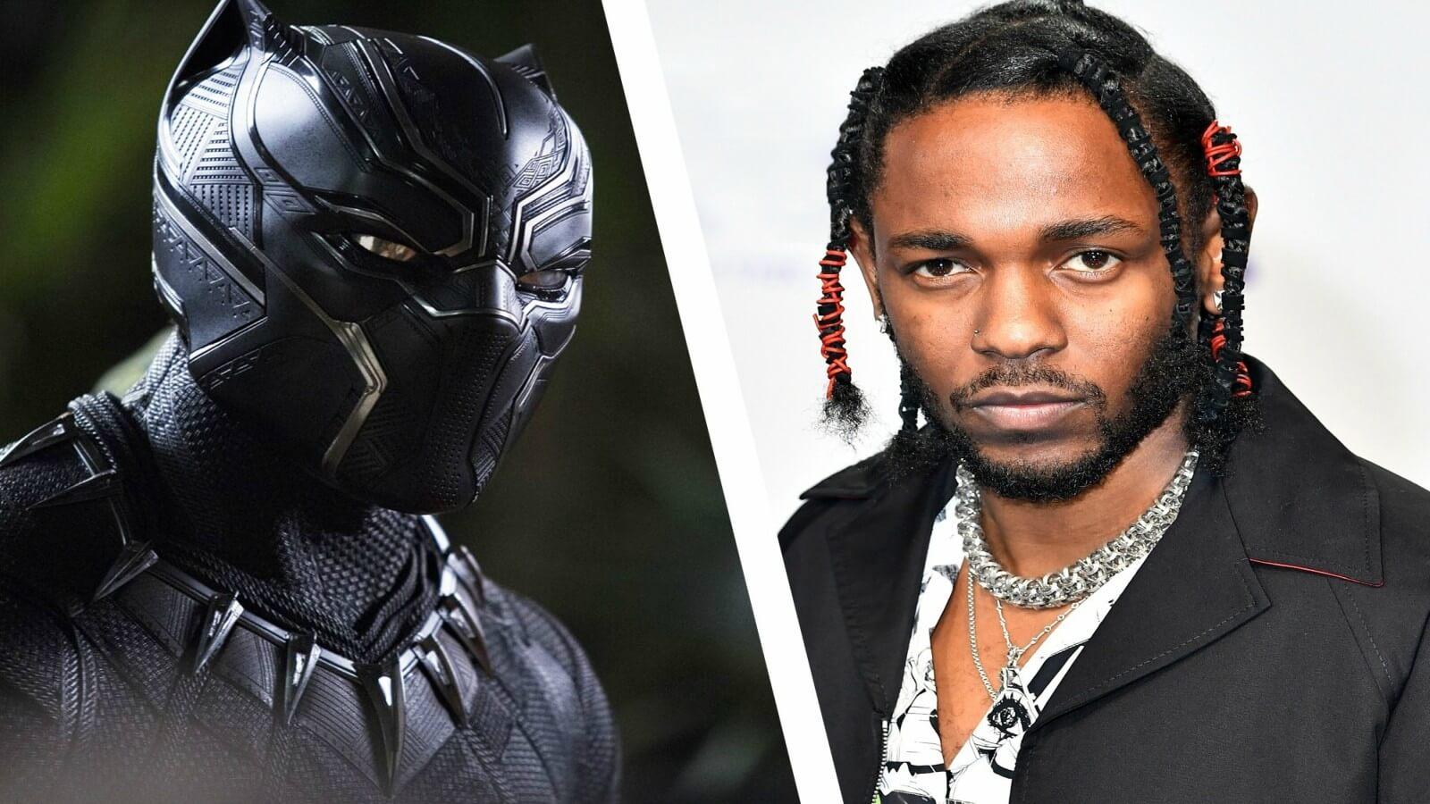 Kendrick Lamar lanza rola «All The Stars»