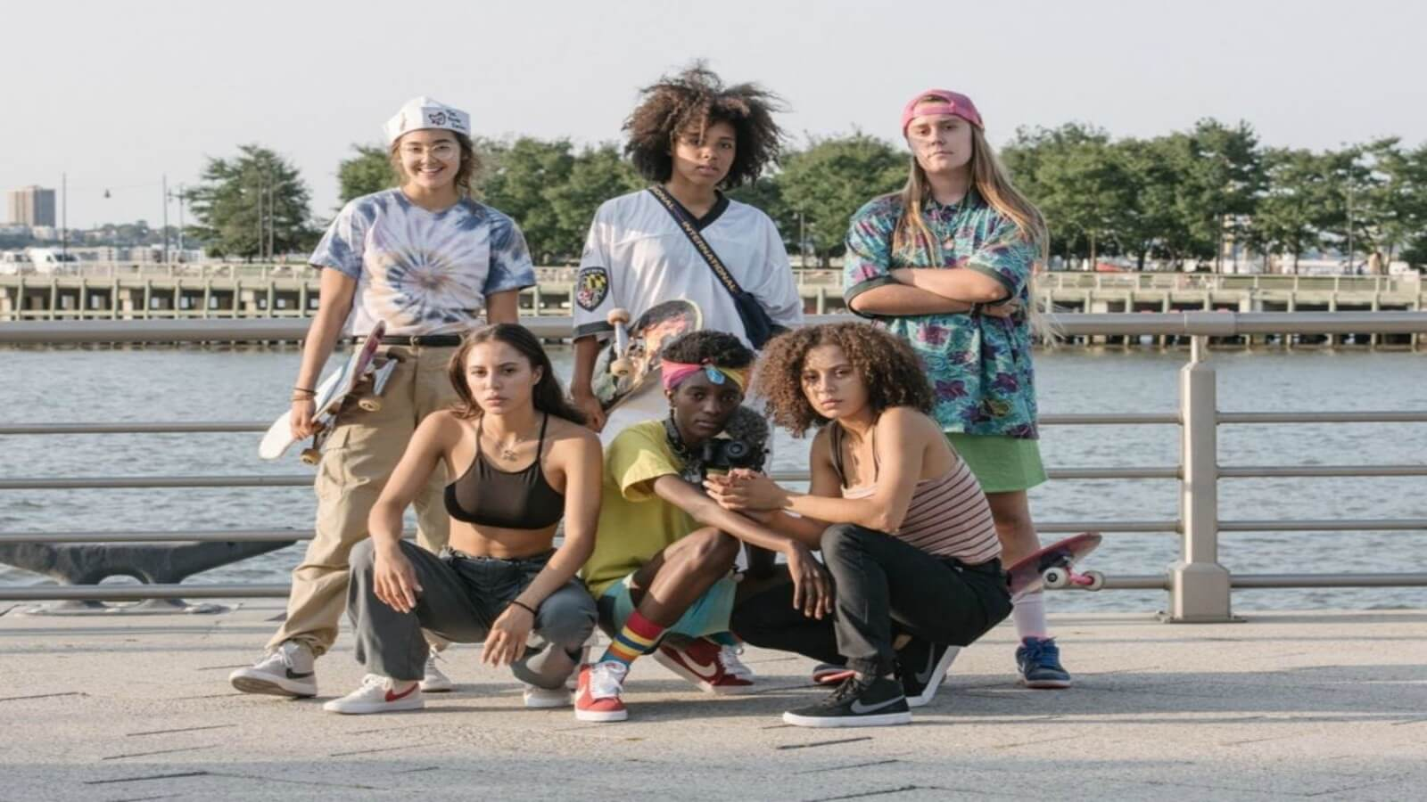 The Skate Kitchen: un documental sobre el skate femenil