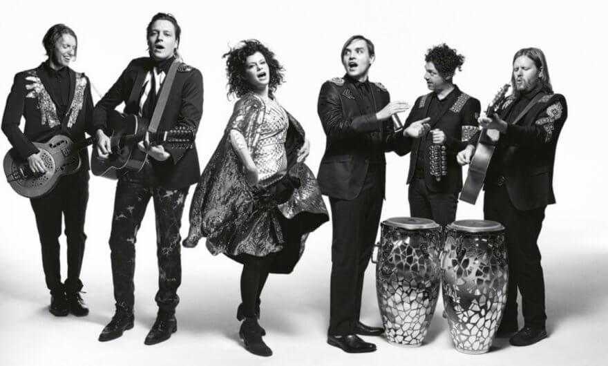 Money + Love: El nuevo cortometraje de Arcade Fire