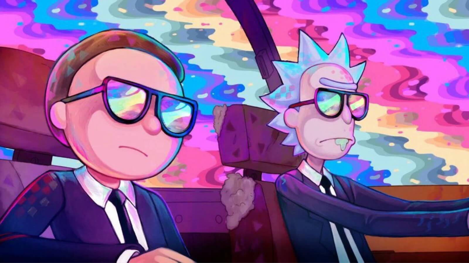 Rick y Morty viajan junto a Run The Jewelsen su nuevo video ?