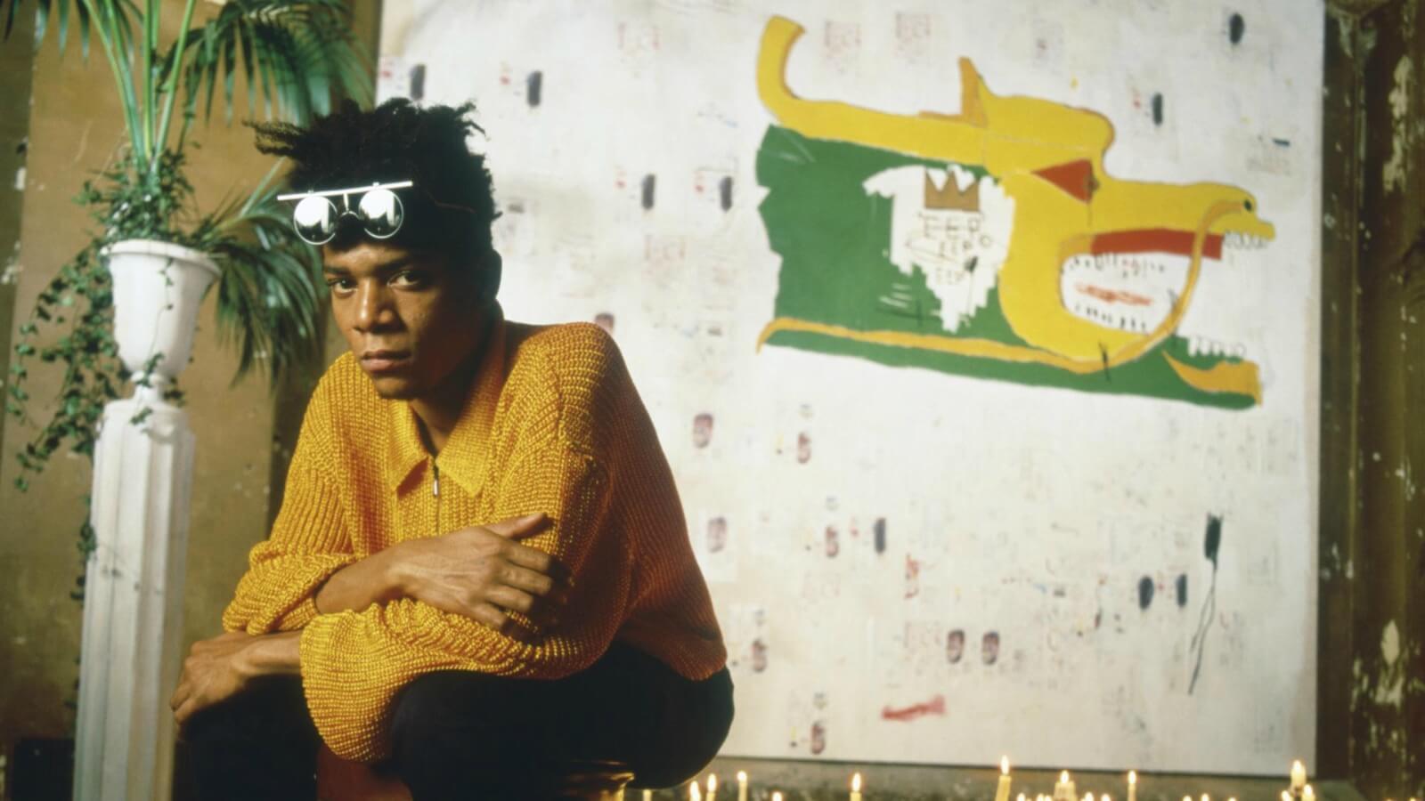 Obra de Basquiat podría alcanzar los 30 Millones de dólares