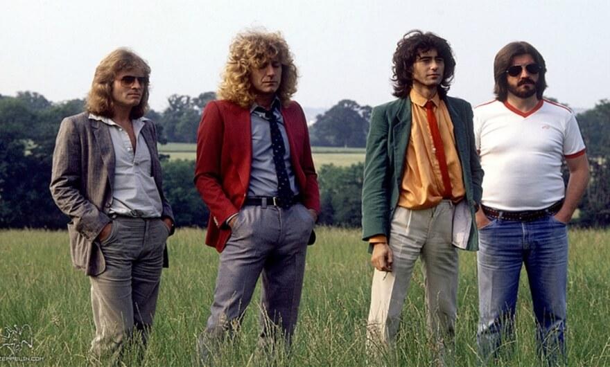 Led Zeppelin lanza versiones inéditas de «Rock and Roll» y «Friends»