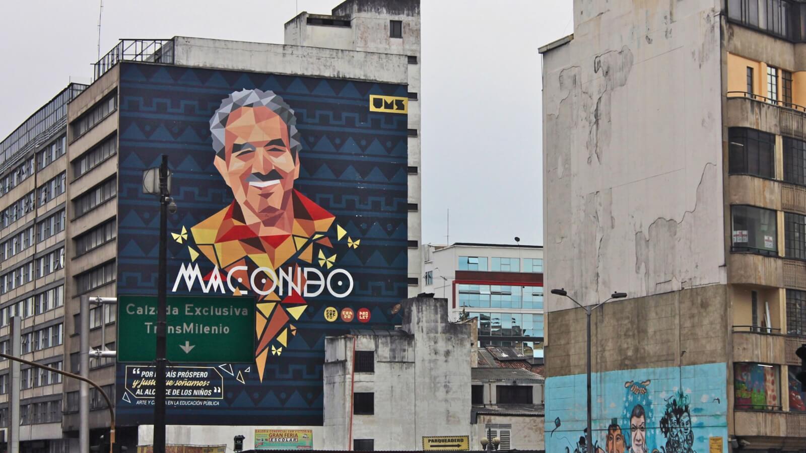 Colombia: un país lleno de arte urbano