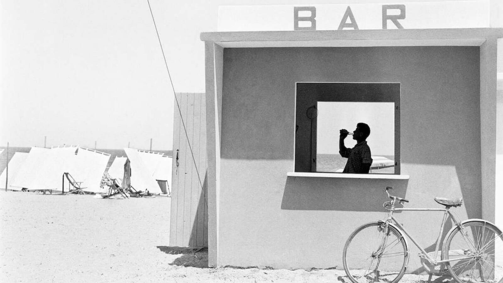El foto periodismo de posguerra de Piergiorgio Branzi