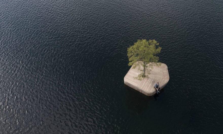 ?Ø1, la isla flotante de Copenhague?