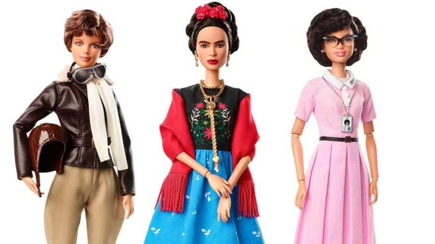 Prohíben la venta de Barbie de Frida Kahlo en México