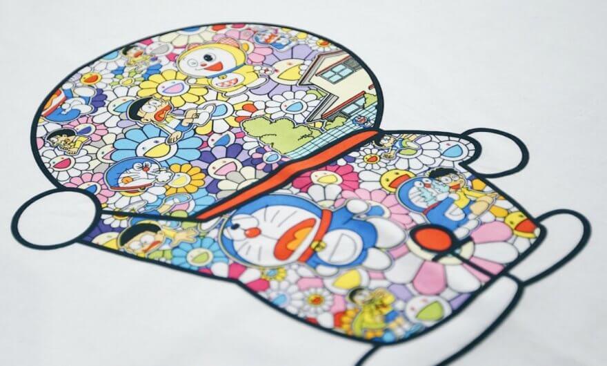 Uniqlo UT «Doraemon»x Murakami