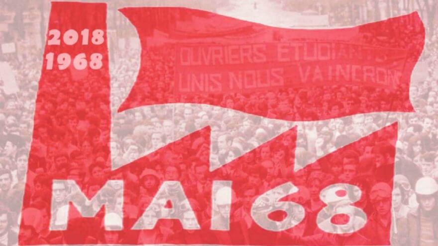 A 50 años de Mai 68, se recuerda con el legado gráfico