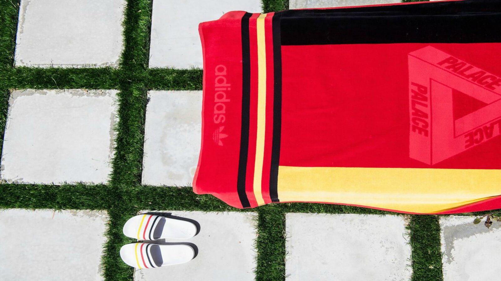 Colección Palace x Adidas Originals