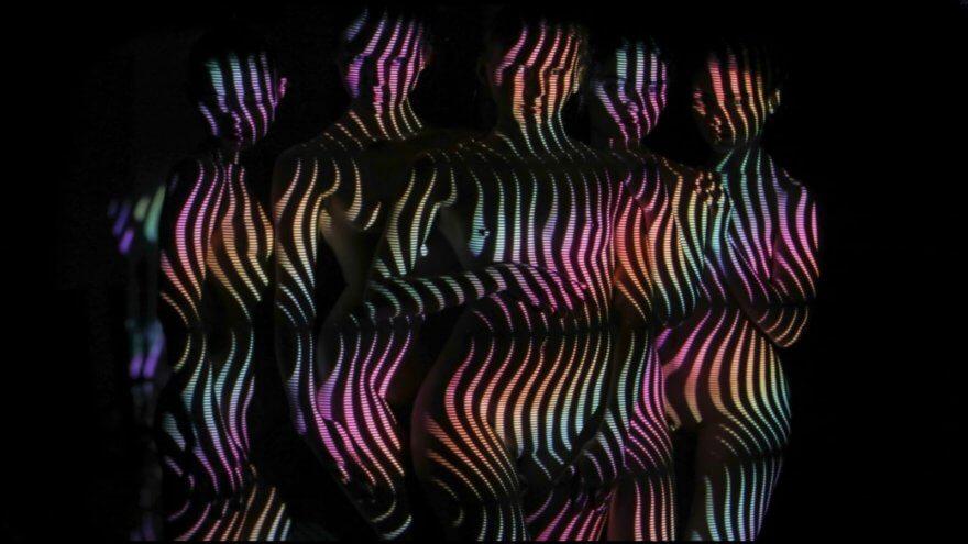 Daniel Olivier: Uniendo la geometría y el cuerpo humano