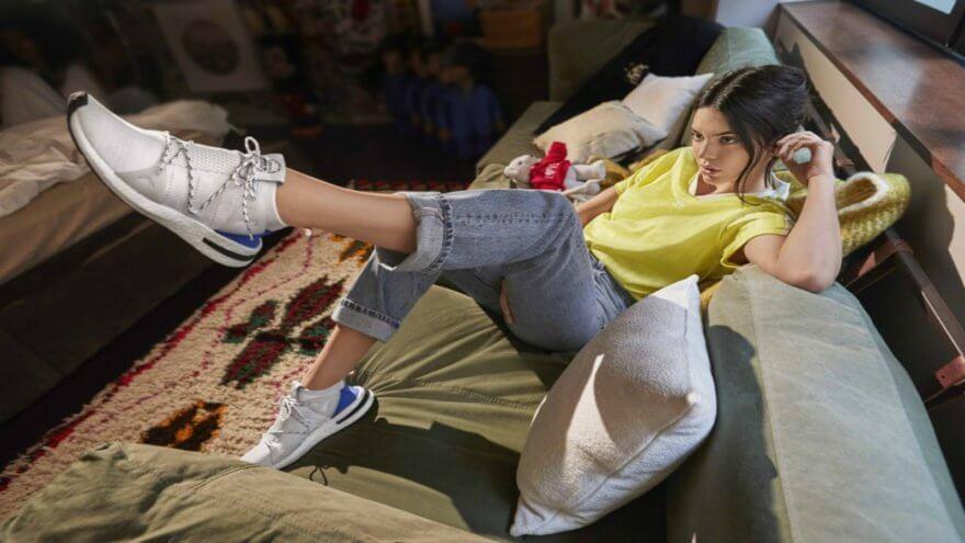 Kendall Jenner nueva imagen de Adidas