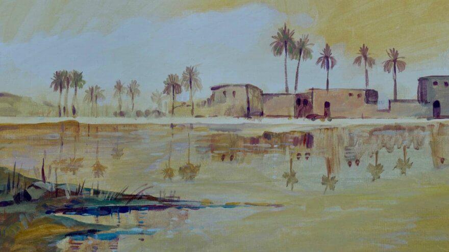 Recluso en Guantánamo en la lucha por mostrar su arte