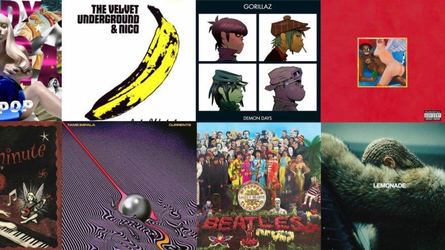 Top 10 #ACC: Las mejores cover art