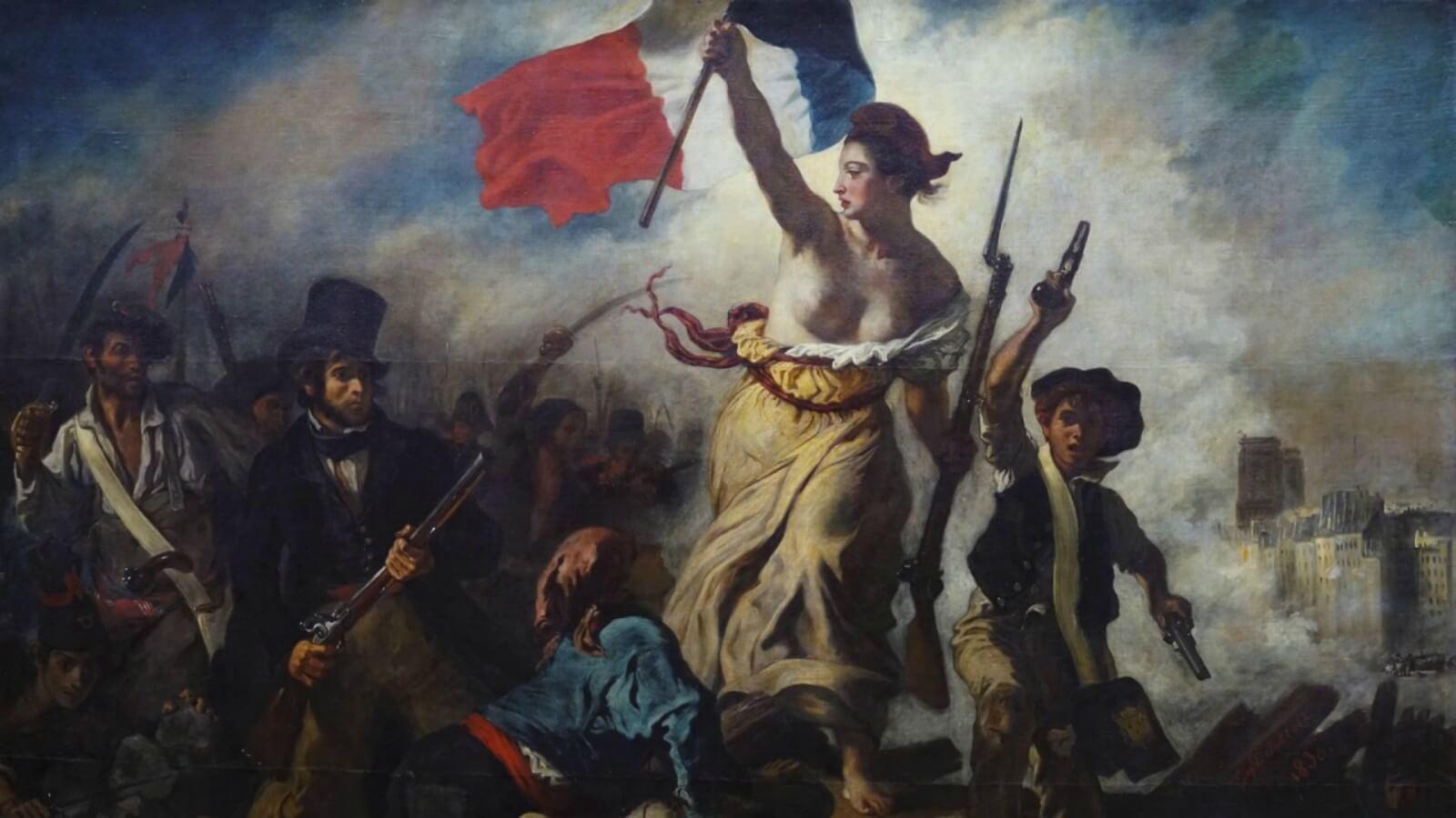 Retrospectiva de Delacroix en Louvre