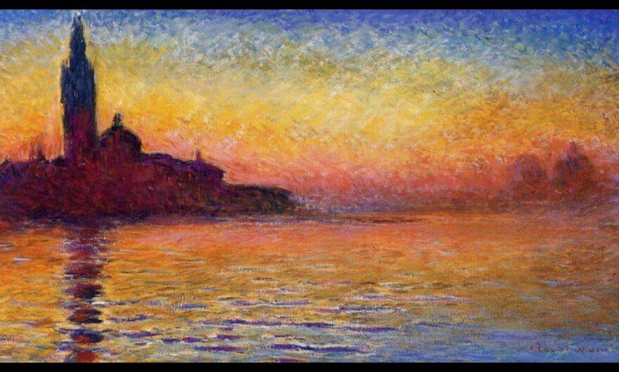 Monet y la arquitectura: La exposición impresionista