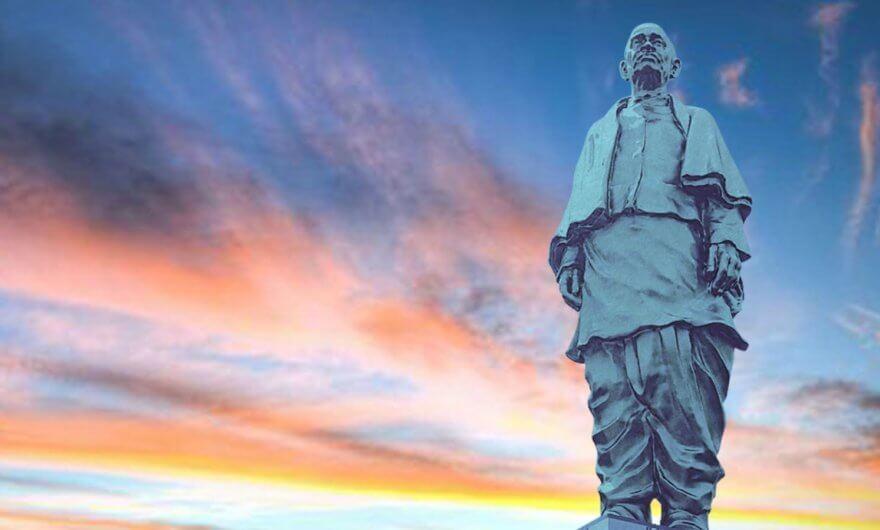 La estatua más grande del mundo estará en la India
