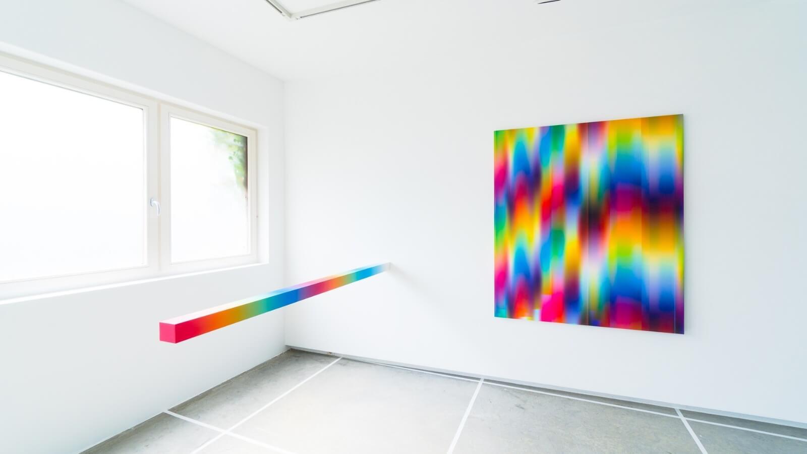 Nueva expo de Felipe Pantone en Bélgica