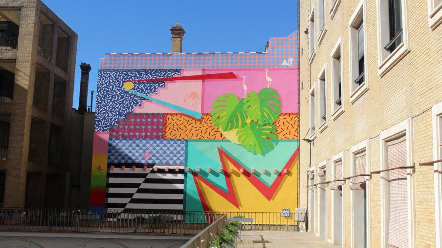El 2° Concurso Internacional de Arte Urbano de FERMAX ya tiene finalistas
