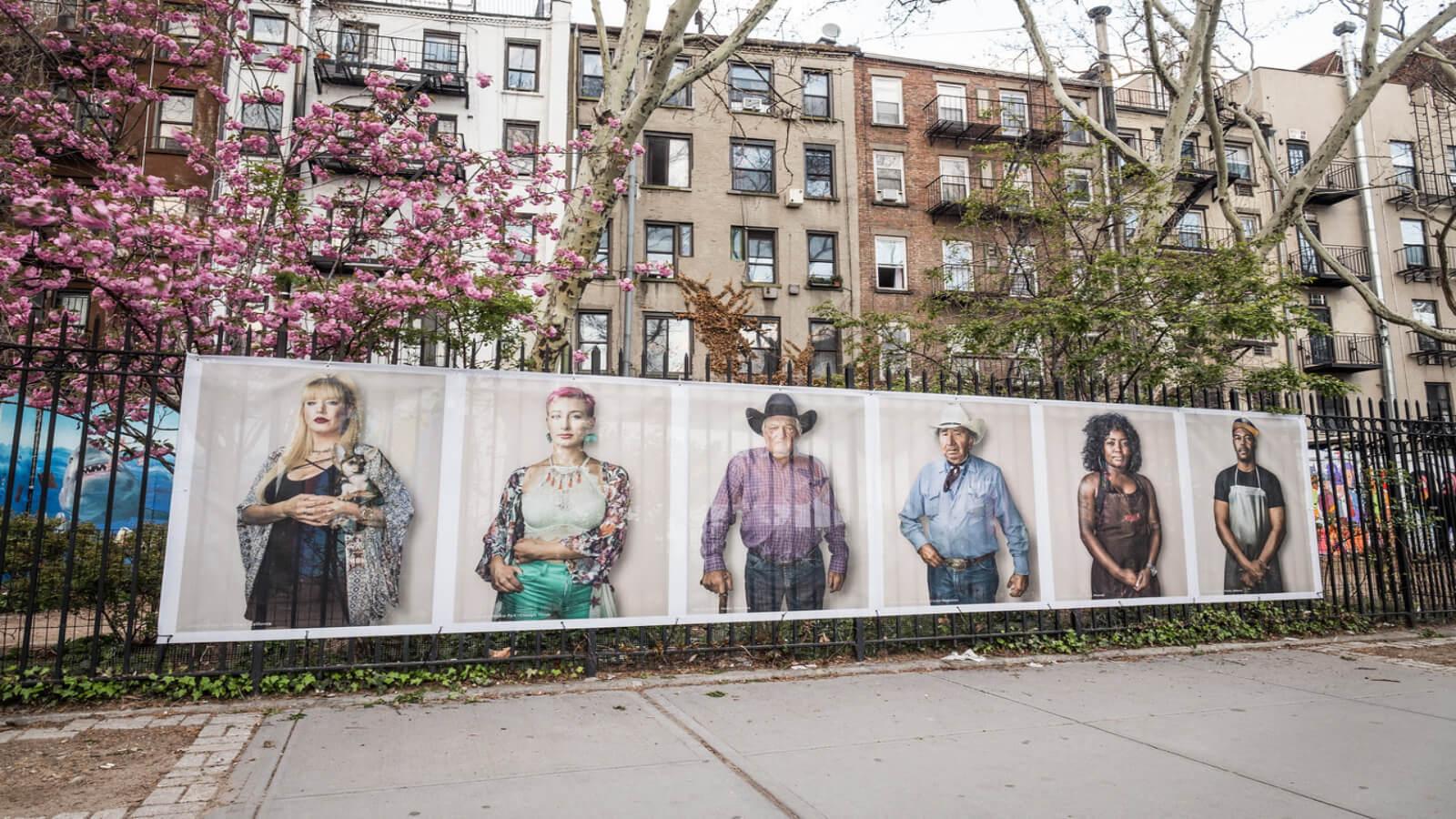 Exposición Neighbors Project de John Raymond Mireles