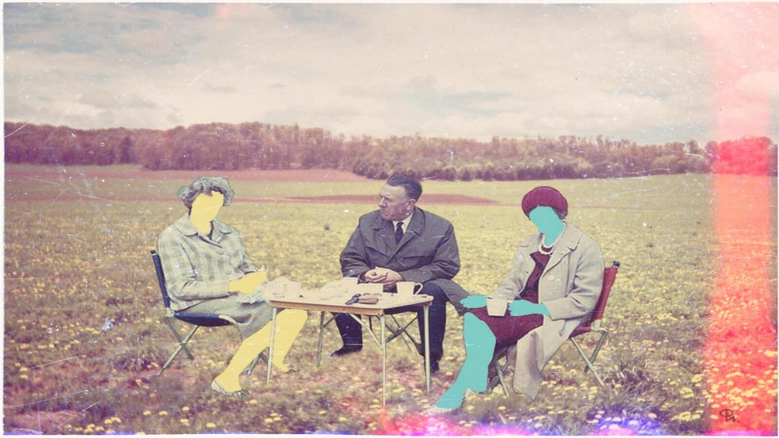 Las obras surrealistas de Woodcum