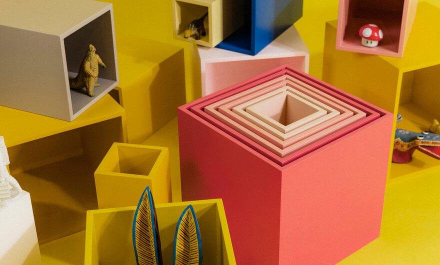 Karmaq muestra muebles diseñados por Nicola Formichetti