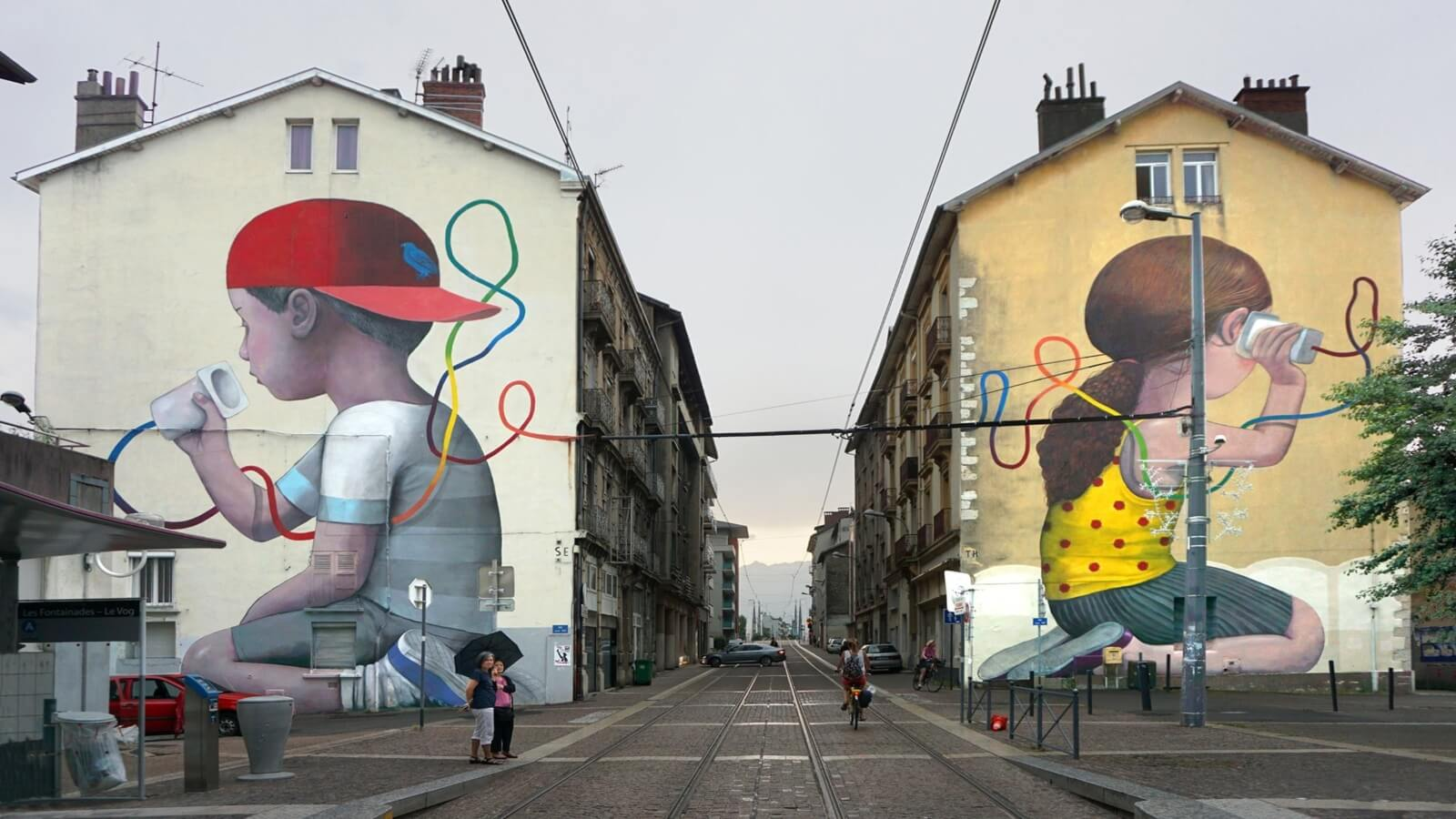 Grenoble Street Art Fest! Vol. 4