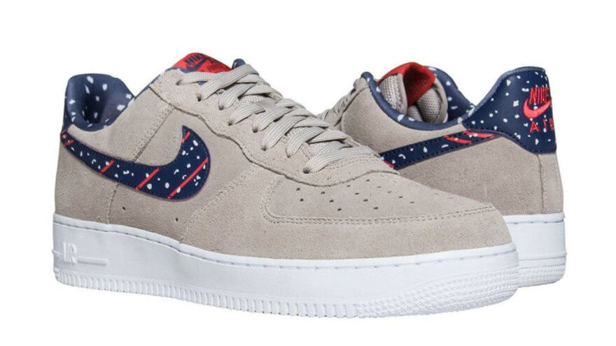 Los Nike Air Huarache y Air Force 1 Low NASA