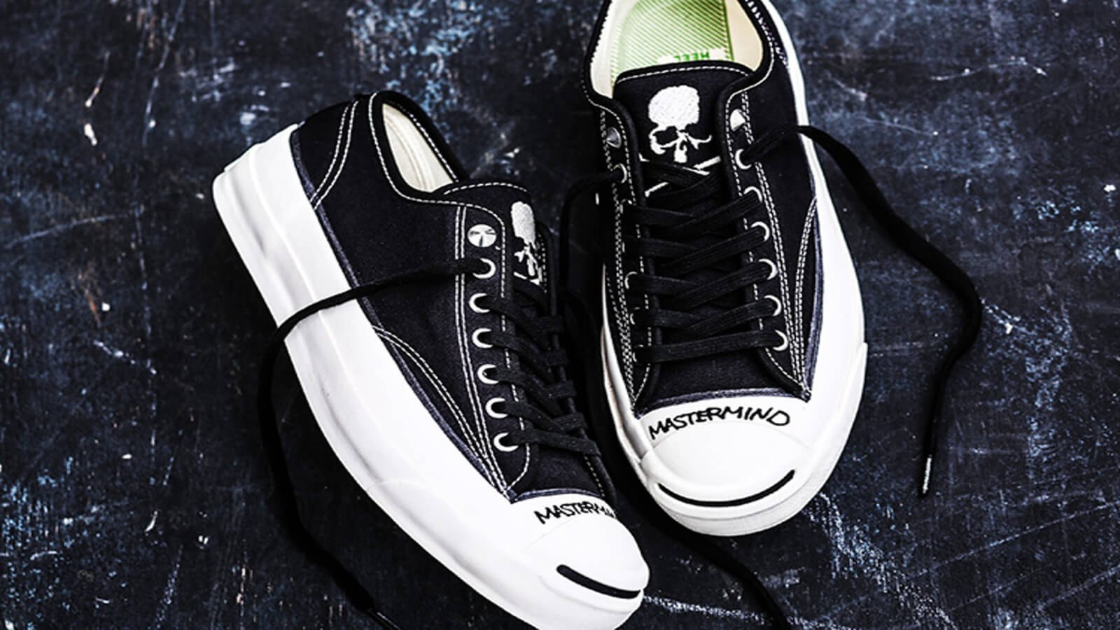 4abb18e30 Mastermind Japón x Converse Jack Purcell - All City Canvas - All ...