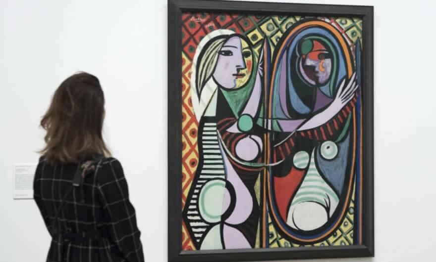 Exposición de Pablo Picasso en Tate Modern de Londres