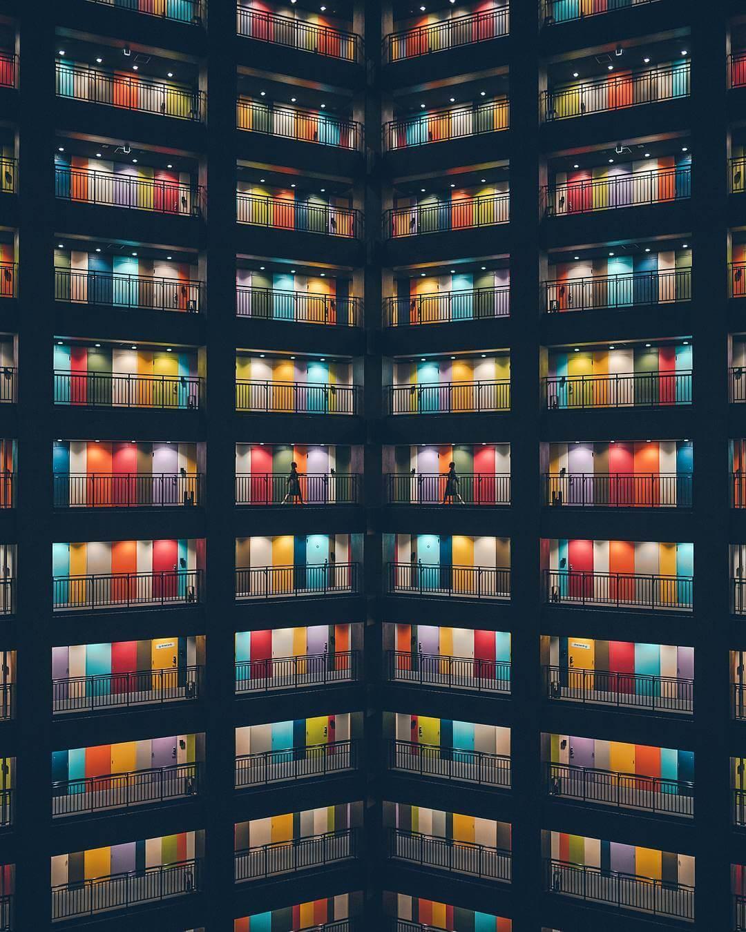 Harimao Lee y sus fascinantes fotografías