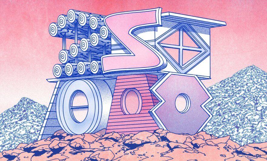 Las ilustraciones arquitectónicas de Liam Cobb