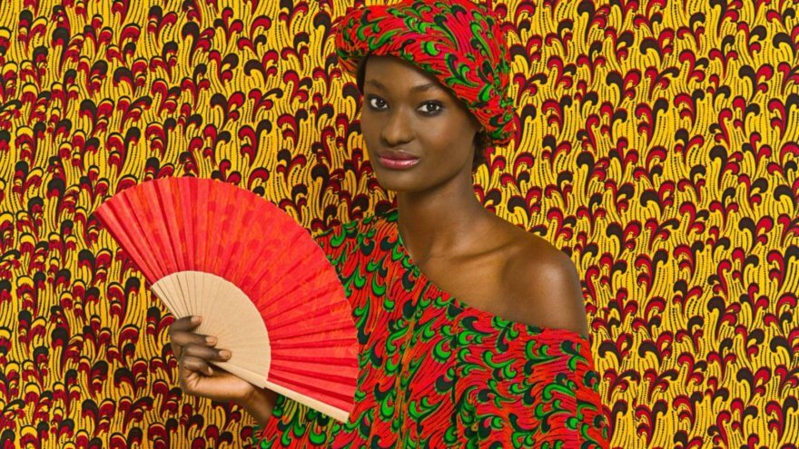 Exhibición African Passions en Portugal