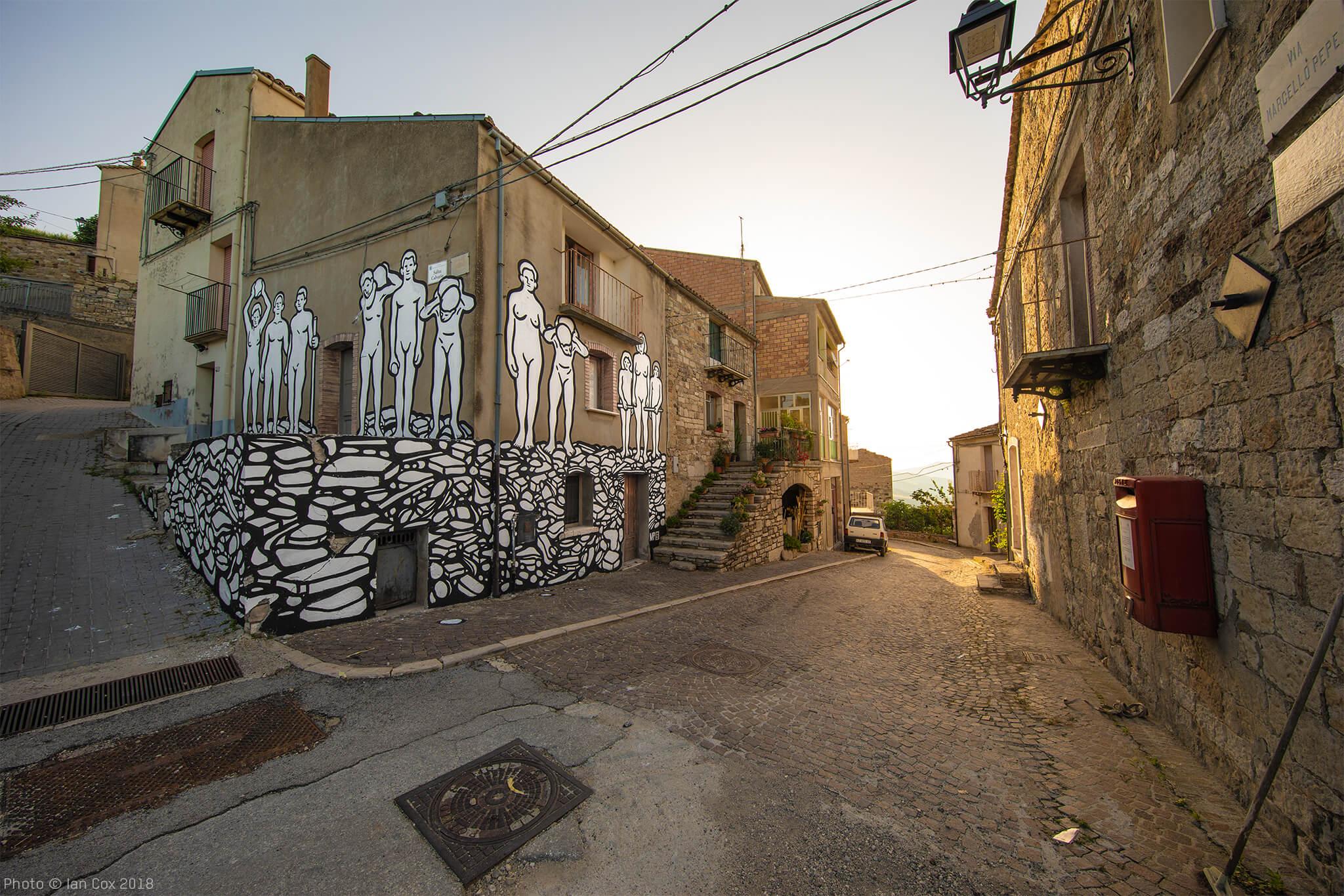 Street fest de CVTa reúne varios artistas urbanos