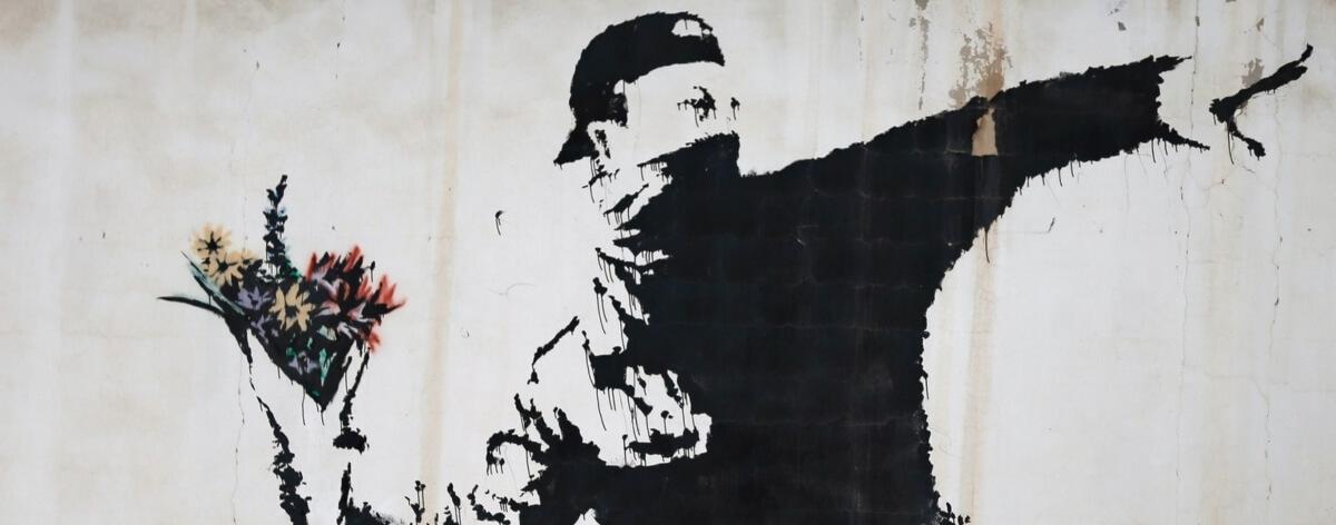 Exhibición no autorizada de Banksy llega a Miami