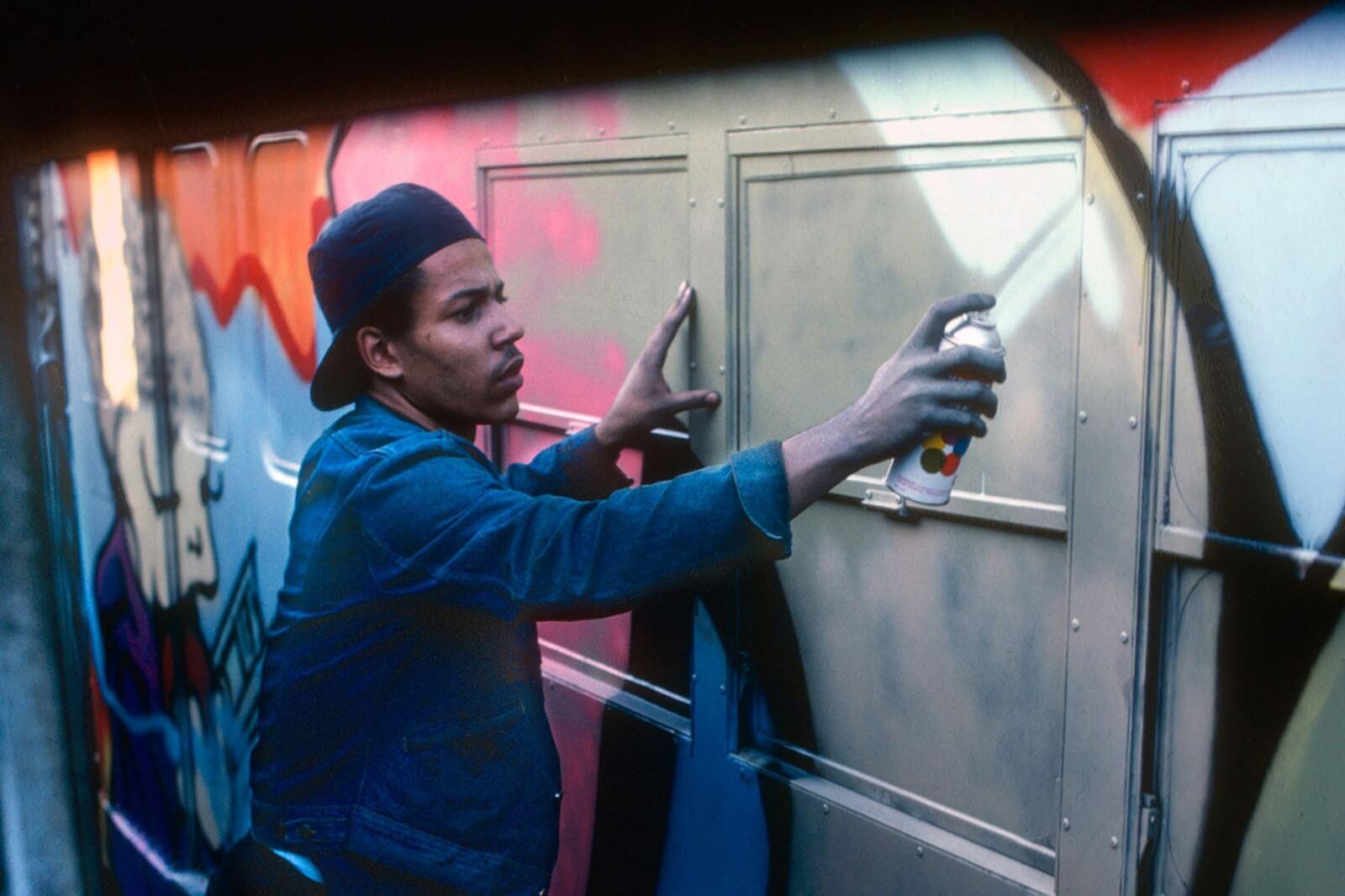 El streetart a través del lente de Martha Cooper