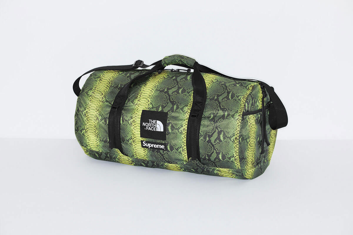 Snake Print de Supreme x The North Face