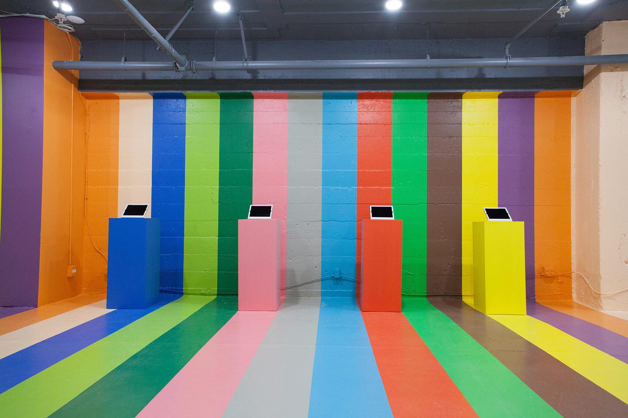 Color Factory en Nueva York