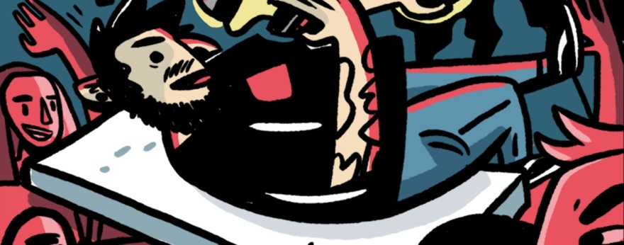 Phono Cómics la historieta que retrata el hip hop en México