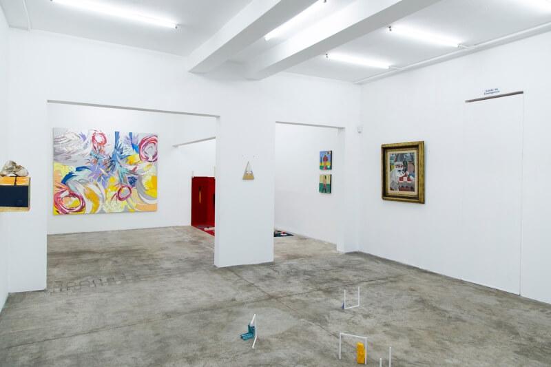 Exhibición Pictoconstrucciones