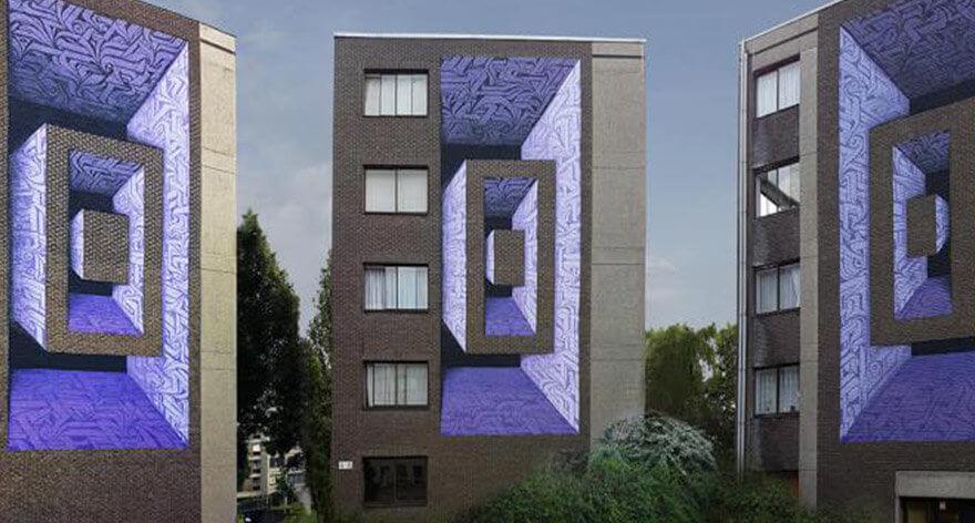 Amberes, un destino de arte urbano para el 2018