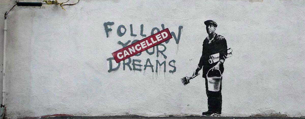 Banksy ofrece ayuda a bibliotecas de Bristol