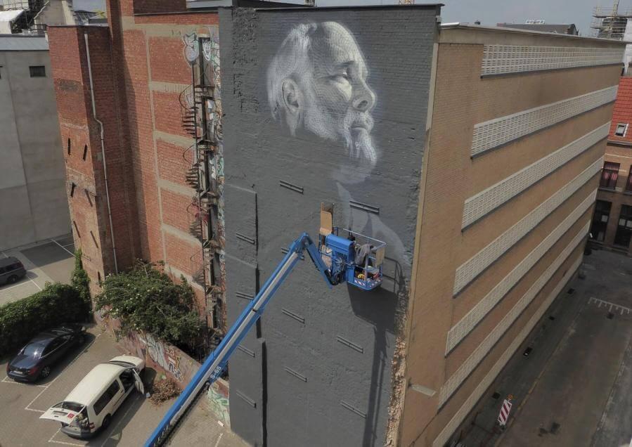 amberes street art