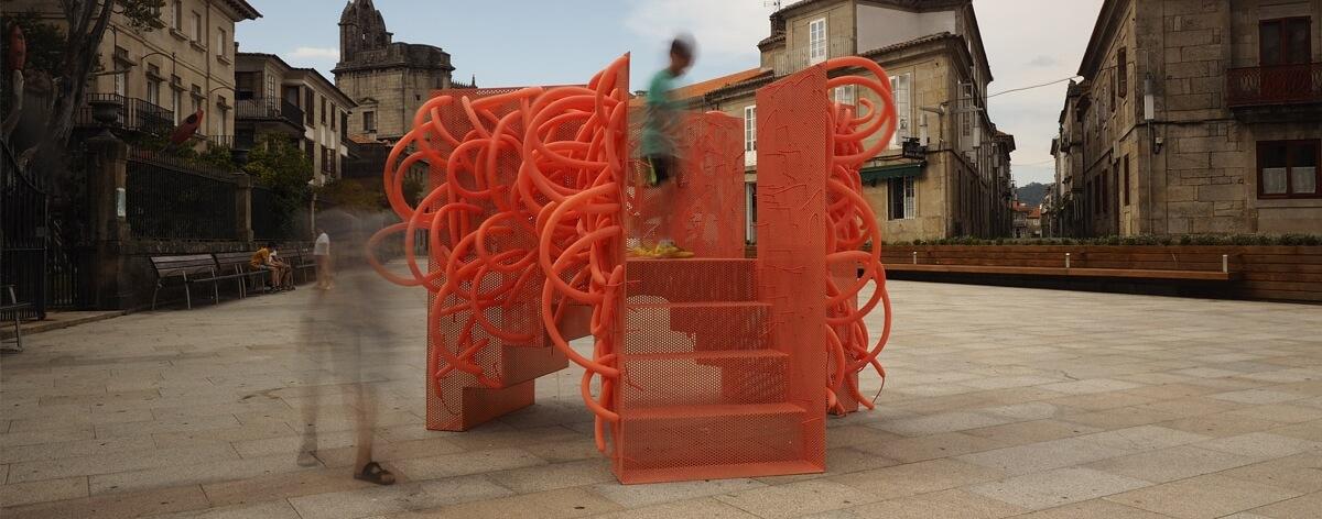 Experimenta Pontevedra, el festival de diseño urbano