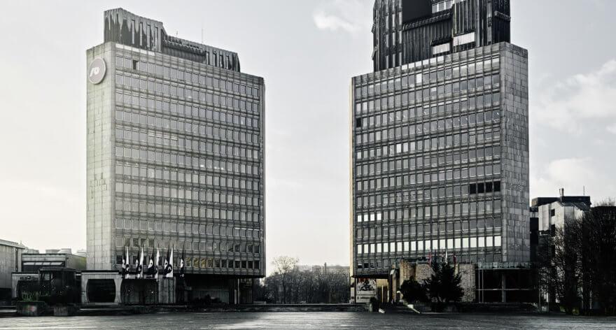 Toward a Concrete Utopía: la arquitectura yugoslava en el MoMA
