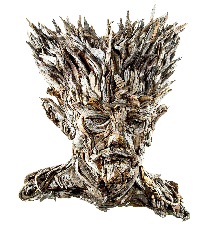 Esculturas de Madera por Bennet Ewing