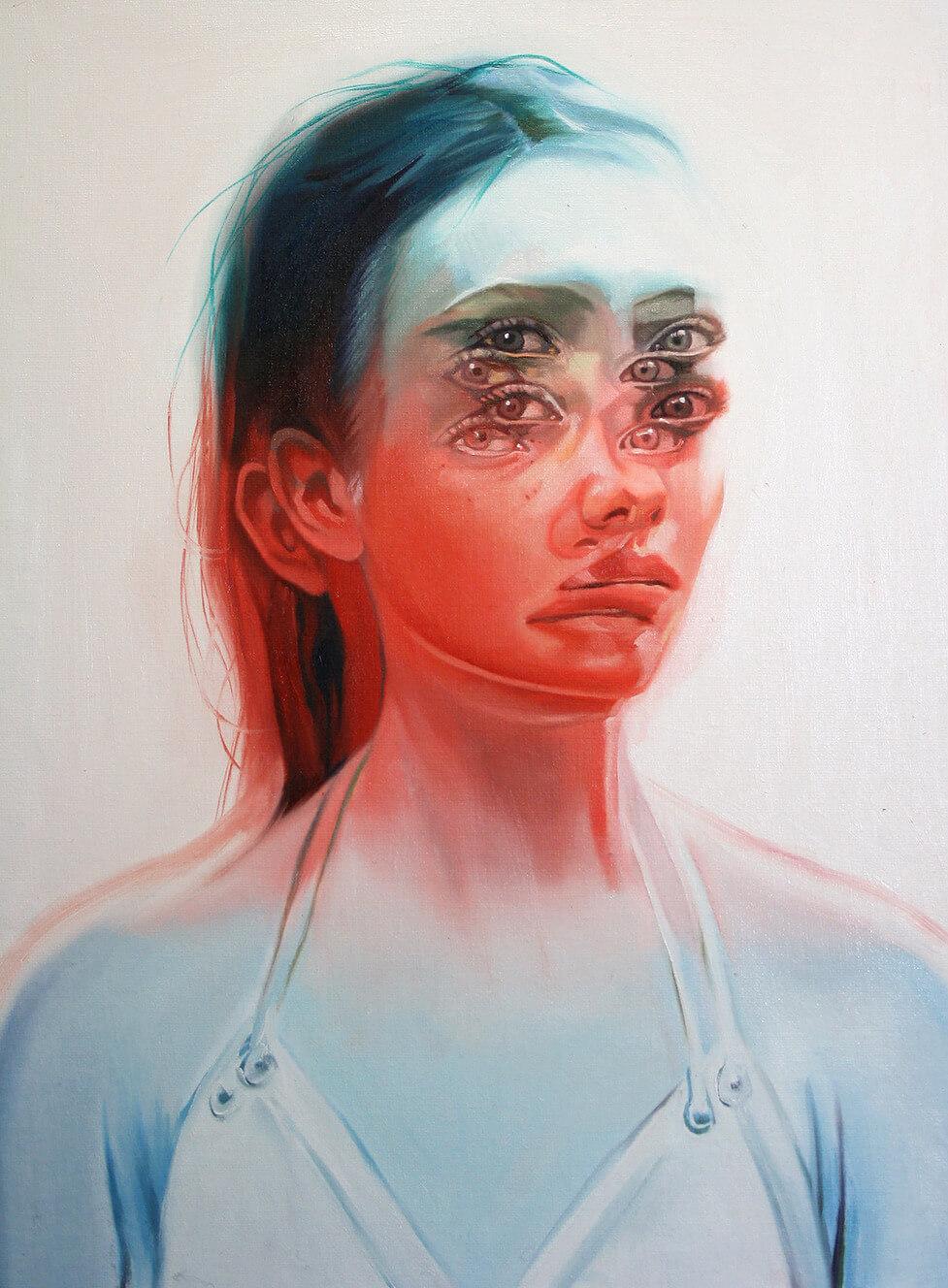Nueva exhibición de Alex Garant en la Galería Thinkspace