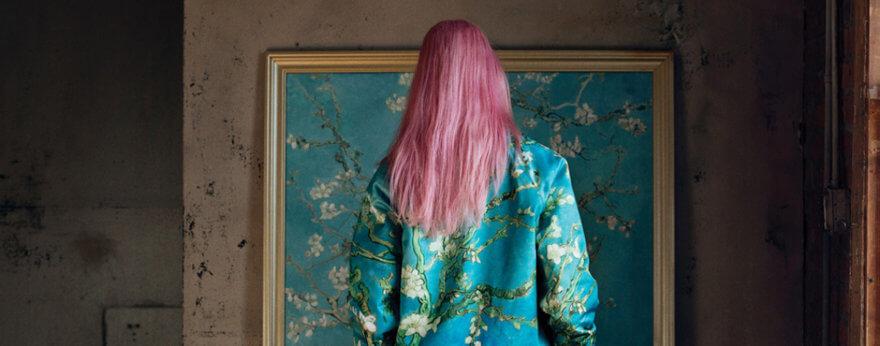 Van Gogh Museum y Vans presentan colección de ropa
