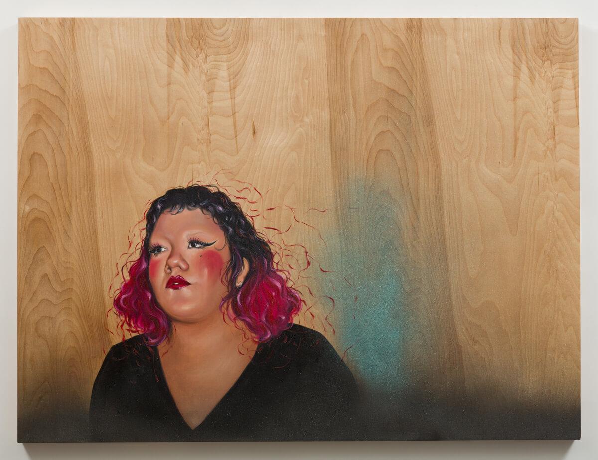 Los retratos Latinx de Shizu Saldamando